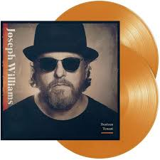 JOSEPH WILLIAMS Denizen Tenant 2LP SET Orange Transparent Vinyl