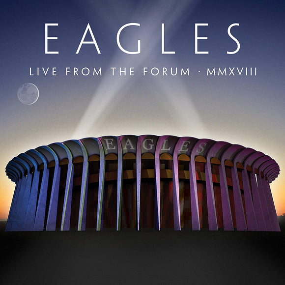 EAGLES Live From The Forum MMXV111 (2018)  2CD SET+DVD