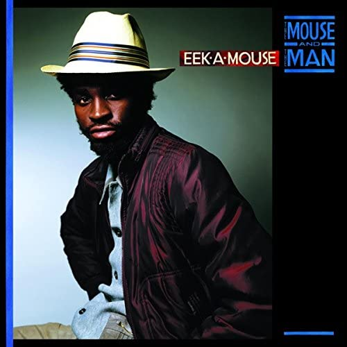 EEK-A-MOUSE The Mouse And The Man LP