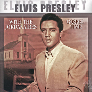 ELVIS PRESLEY Gospel Time Ft  Jordanaires LP
