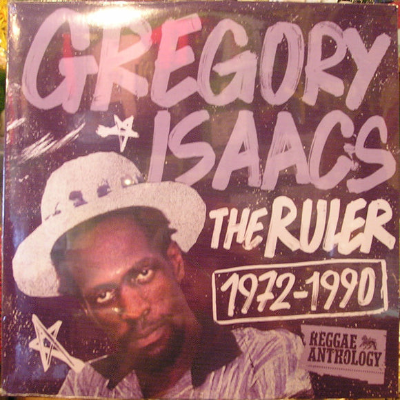 GREGORY ISAACS The Ruler LP