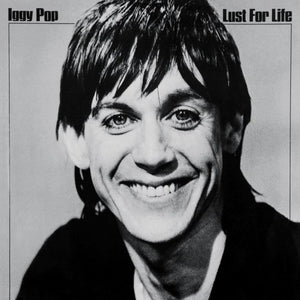 IGGY POP Lust For Life +TV Eye Live DELUXE 2CD SET