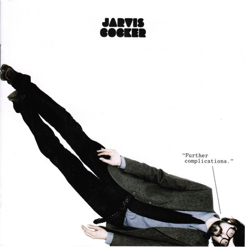 JARVIS COCKER Black Friday - Further Complications LP white vinyl +  7