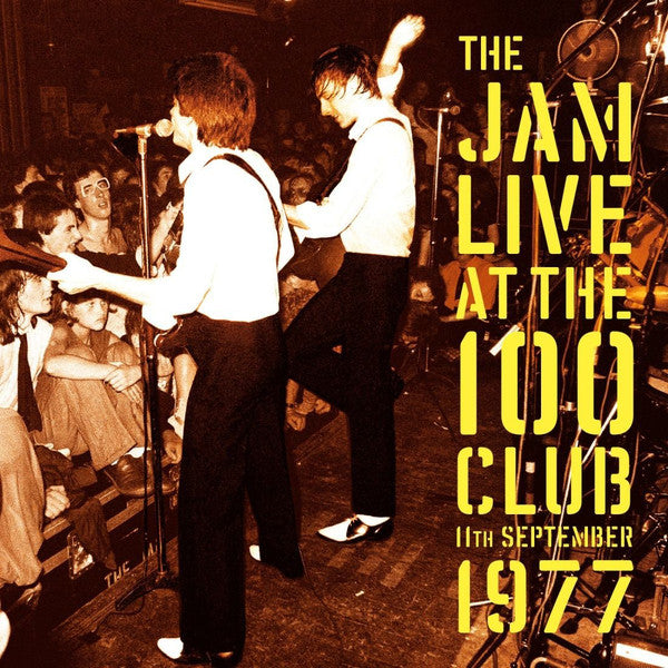 JAM Live At The 100 Club 2LP