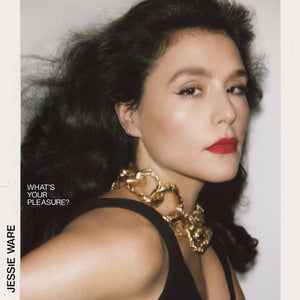 JESSIE WARE What's Your Pleasure CD