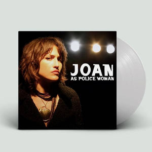 JOAN AS POLICEWOMAN Real Life LP Clear Vinyl