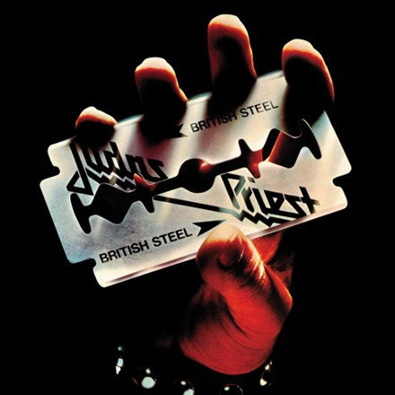 JUDAS PRIEST British Steel LP 180g