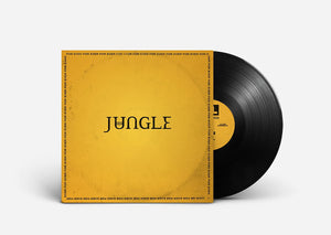 JUNGLE For Ever LP