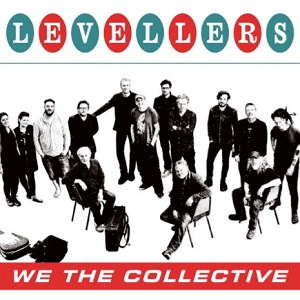 "LEVELLERS We The Collective LP +12"" limited edition green vinyl"