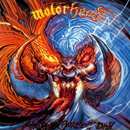 MOTORHEAD Another Perfect Day LP