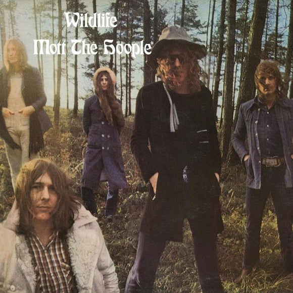 MOTT THE HOOPLE Wildlife LP 180g