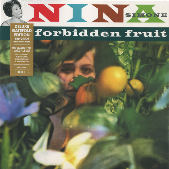 NINA  SIMONE Forbidden Fruit LP