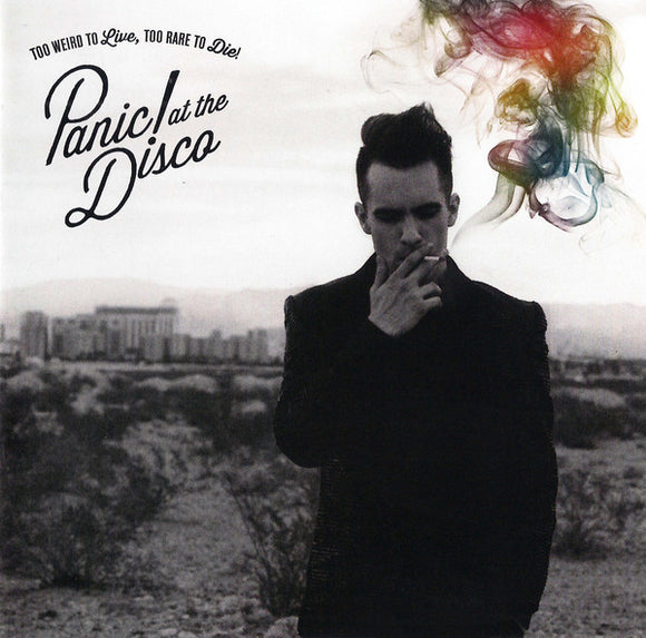 PANIC! AT THE DISCO Too Weird to Live, Too Rare to Die LP