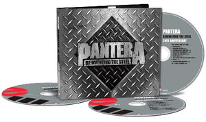 PANTERA Reinventing The Steel (20th Anniversary Edition) 3 CD Set