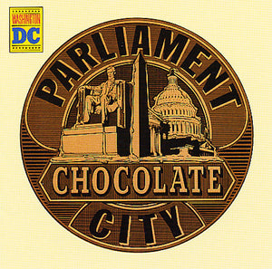 PARLIAMENT Chocolate City LP
