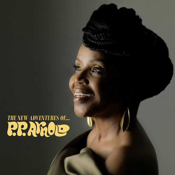 P.P. ARNOLD The New Adventures Of...P.P. Arnold 2LP