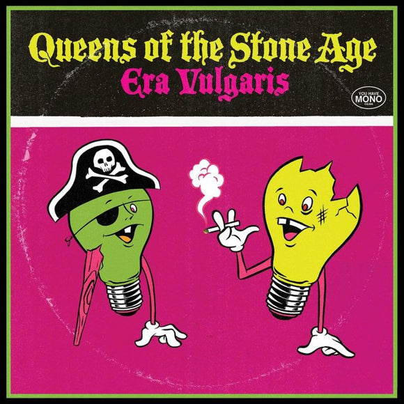 QUEENS OF THE STONE AGE Era Vulgaris LP