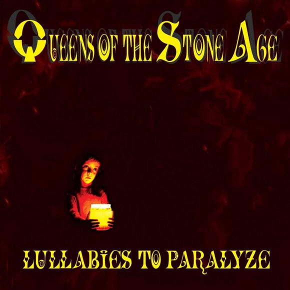 QUEENS OF THE STONE AGE Lullabies to Paralyze LP SET
