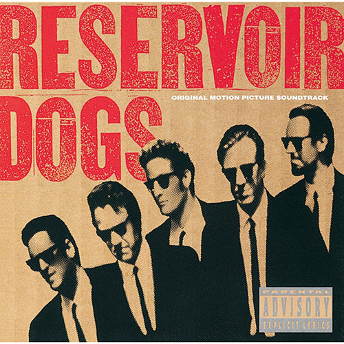 VARIOUS ARTISTS Reservoir Dogs Soundtrack  LP