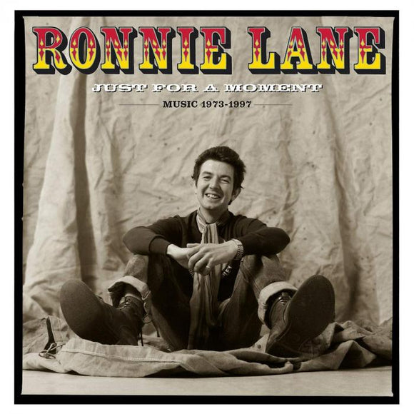 RONNIE LANE Just For A Moment (The Best Of) LP SET