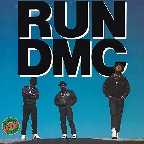 RUN-DMC Tougher Than Leather LP