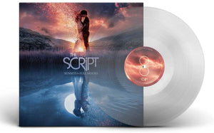 SCRIPT Sunsets & Full Moons LP CLEAR VINYL
