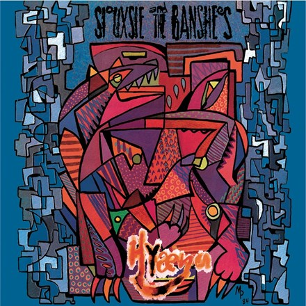 SIOUXSIE AND THE BANSHEES Hyæna LP