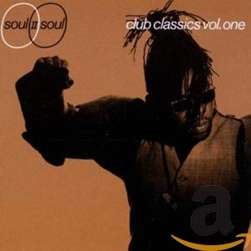 SOUL II SOUL	Club Classics Vol 1 LP Gold & Black Vinyl (NAD 20)