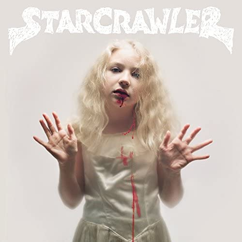 STARCRAWLER Starcrawler LP WHITE VINYL