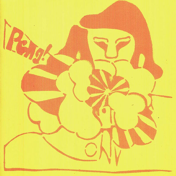 STEREOLAB Peng! LP CLEAR VINYL