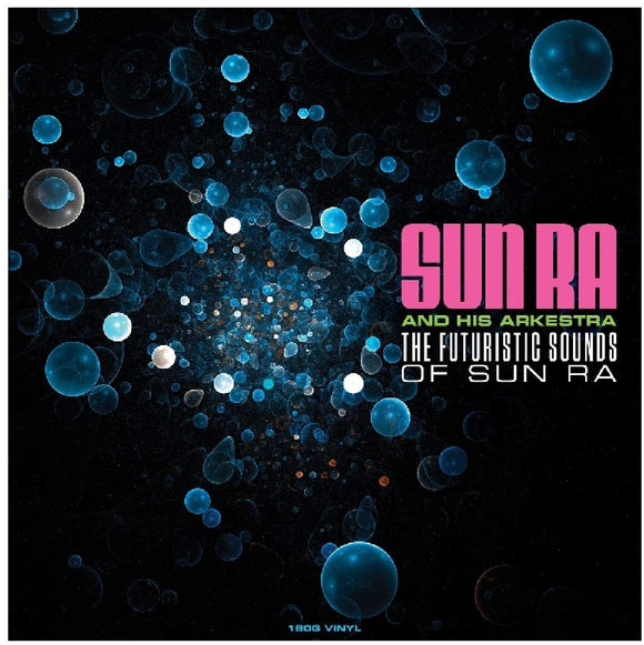 SUN RA Futuristic Sound Of Sun Ra LP