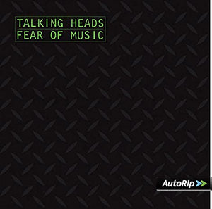 TALKING HEADS Fear of Music LP