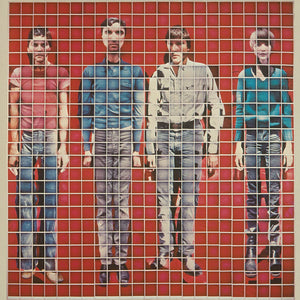 TALKING HEADS More Songs About Buildings and Food LP