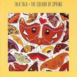 TALK TALK The Colour Of Spring LP