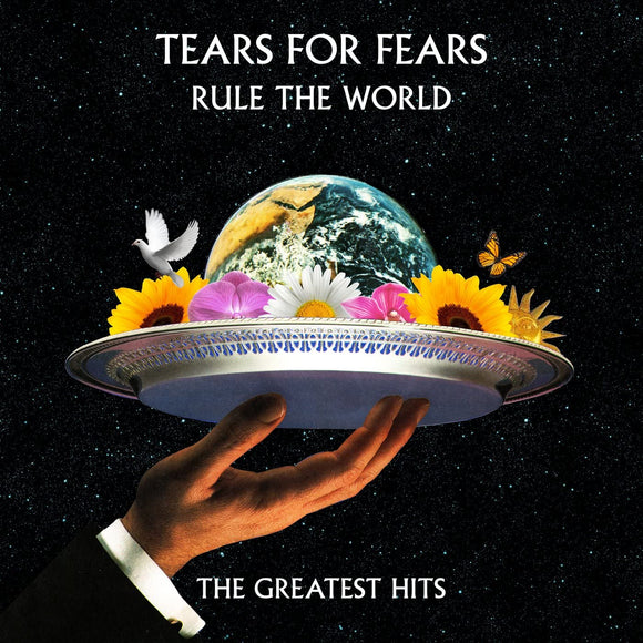 TEARS FOR FEARS Rule The World: The Greatest Hits 2 LP SET
