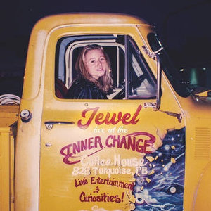 JEWEL Live At the Inner Change LP - Numbered