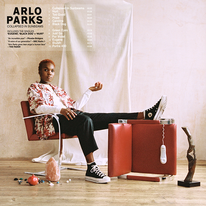 ARLO PARKS Collapsed In Sunbeams LP Red Vinyl