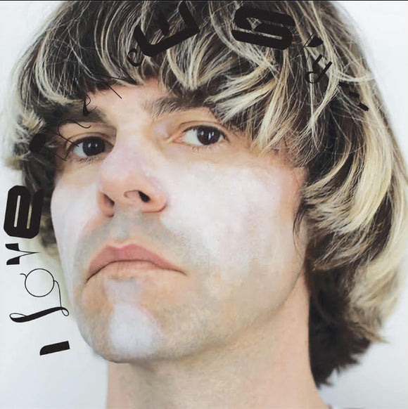 TIM BURGESS I Love The New Sky LP 180g transparent splatter vinyl  + exclusive signed art print