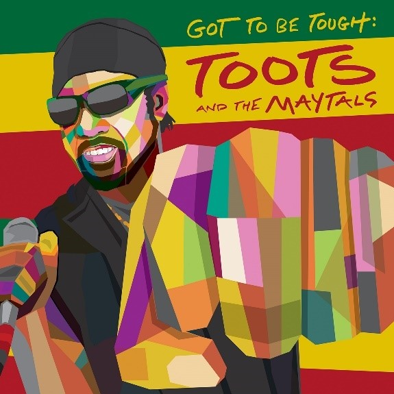TOOTS & THE MAYTALS  Got To Be Tough LP Indie Exclusive Olive Green Vinyl