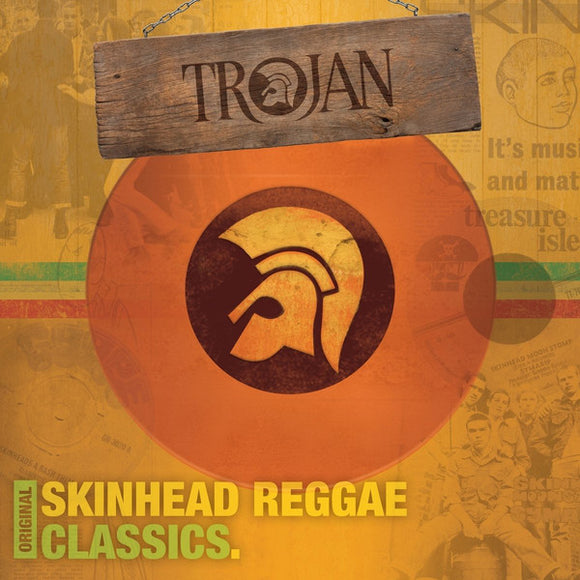 VARIOUS ARTISTS Original Trojan Skinhead Reggae Classics LP