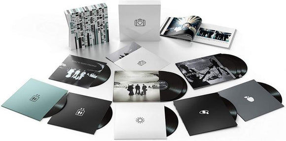 U2  All That You Can't Leave Behind  Super Deluxe Vinyl Box Set  11 LP