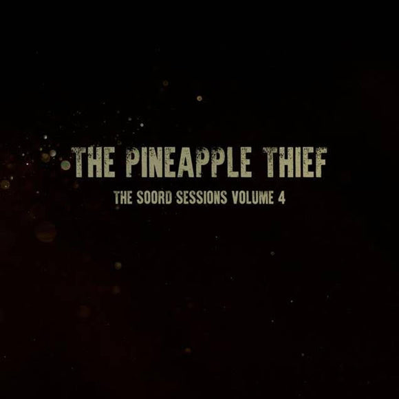 PINEAPPLE THIEF The Soord Sessions Vol 4 LP GREEN VINYL