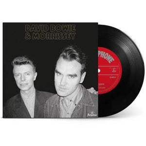 "MORRISSEY & DAVID BOWIE  Cosmic Dancer (Live) 7"" LIMITED"