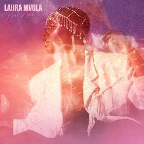 LAURA MVULA Pink Noise LP Indie Exclusive Orange Vinyl