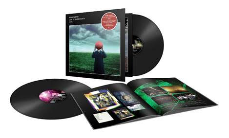PINK FLOYD Live At Knebworth 1990 2LP SET