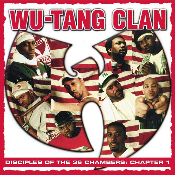 WU-TANG CLAN Disciples of the 36 Chambers: 2LP SET