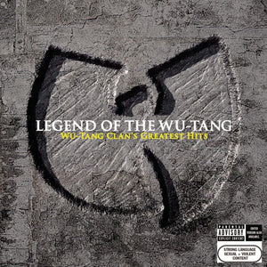 WU-TANG CLAN Legend Of The Wu-Tang: Wu-Tang Clan's Greatest Hits LP
