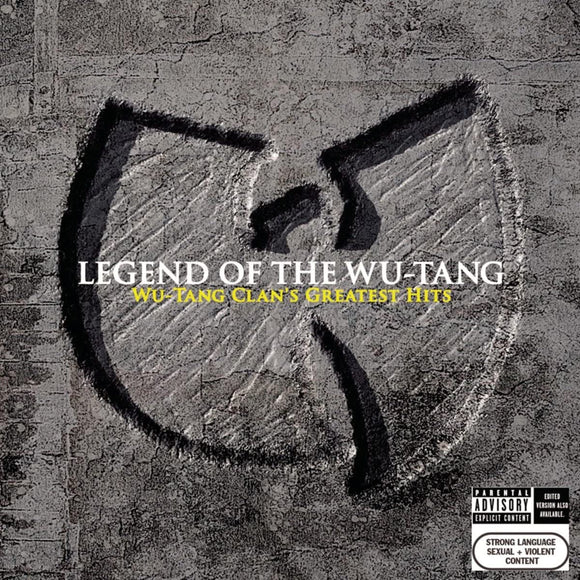 WU-TANG CLAN Legend Of The Wu-Tang: Wu-Tang Clan's Greatest Hit LP