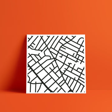 Cambridge + Somerville Squares