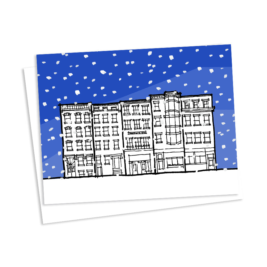 Boston Winter Cards
